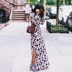 Dresses & Skirts - RARE H&M Conscious Floral Maxi Dress